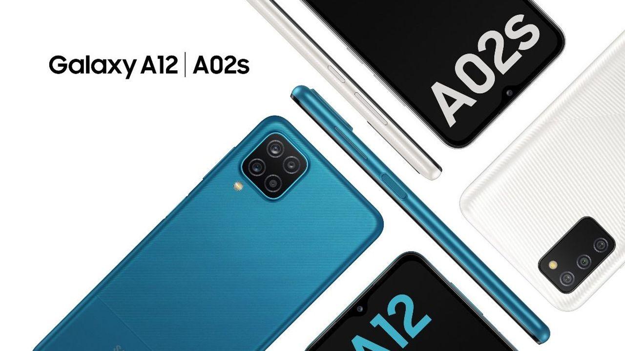 A Samsung lançou no Brasil o Galaxy A12 e A02s. (Foto: Divulgação/Samsung)