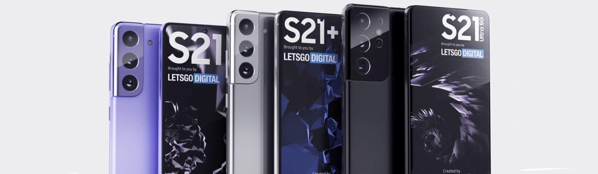 Linha Galaxy S21 tem especificações de câmeras vazadas antes do lançamento