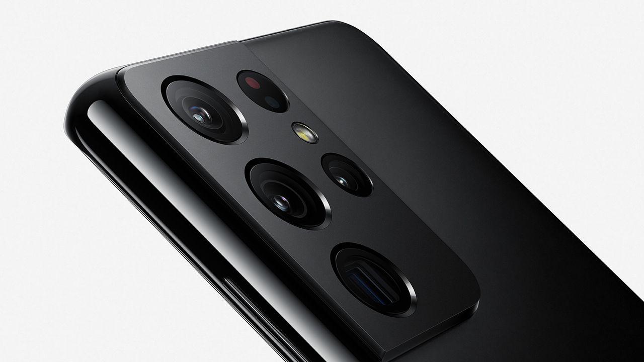 Câmeras do Galaxy S21 Ultra (Foto: Divulgação/Samsung)