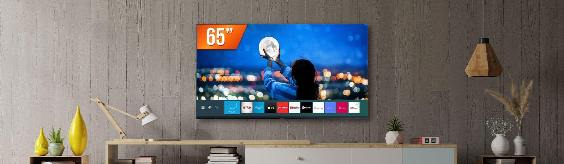 Samsung LH65BETHVGGXZD: análise da ficha técnica da Smart TV de 65 polegadas