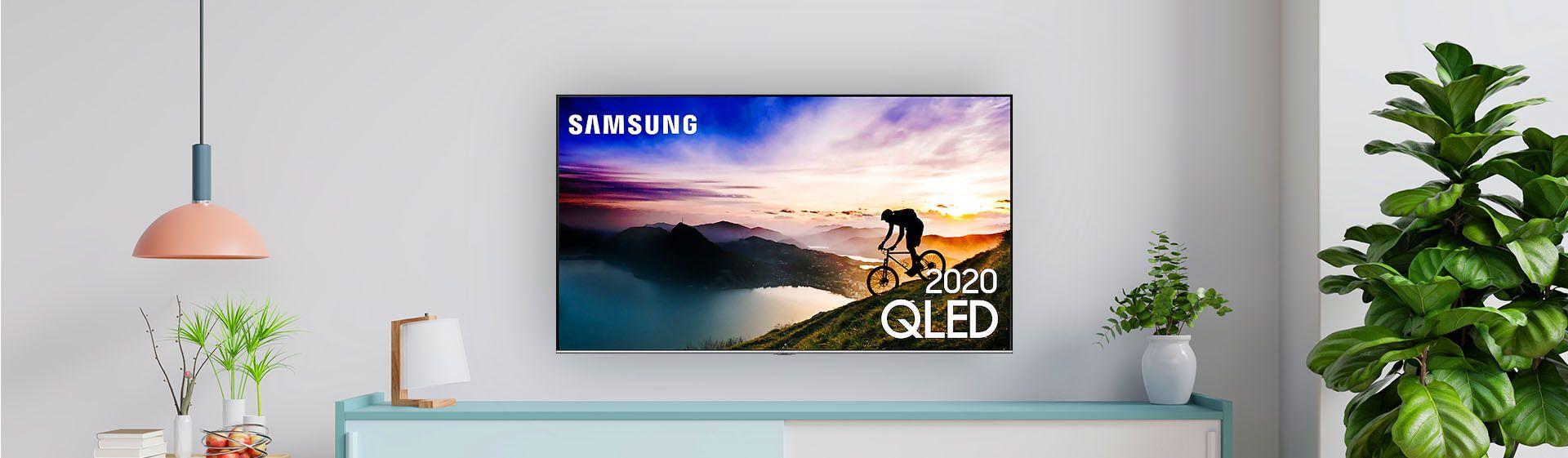 Samsung Q70T: TV 4K da marca tem Modo Game e frequência de 120Hz