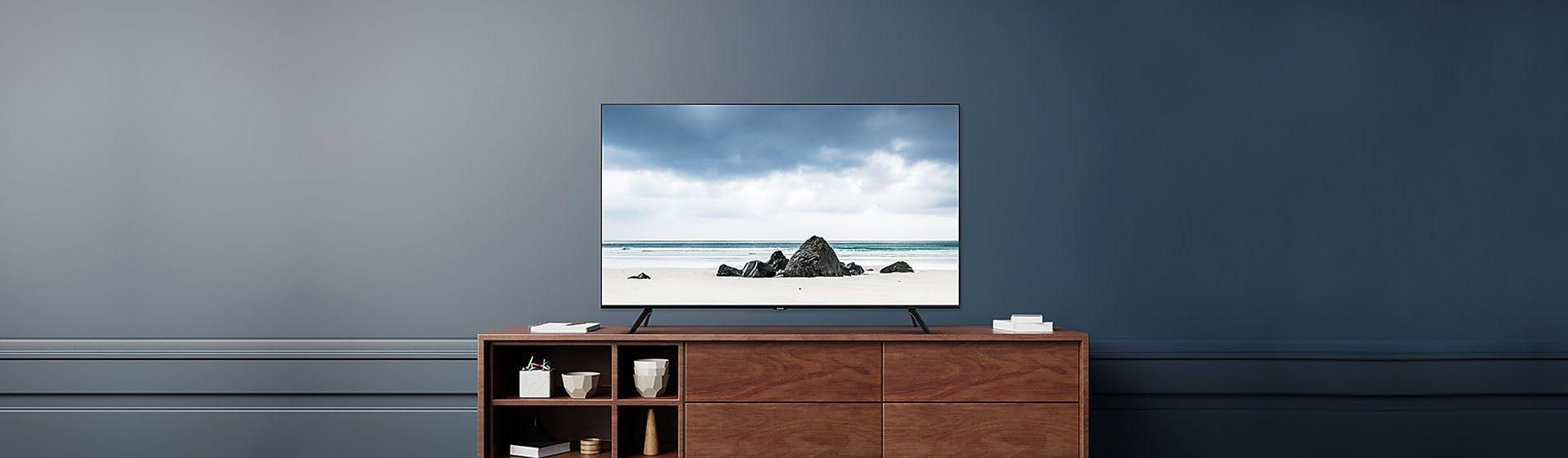 Samsung TU8000 vale a pena? Veja análise dessa TV 4K de entrada