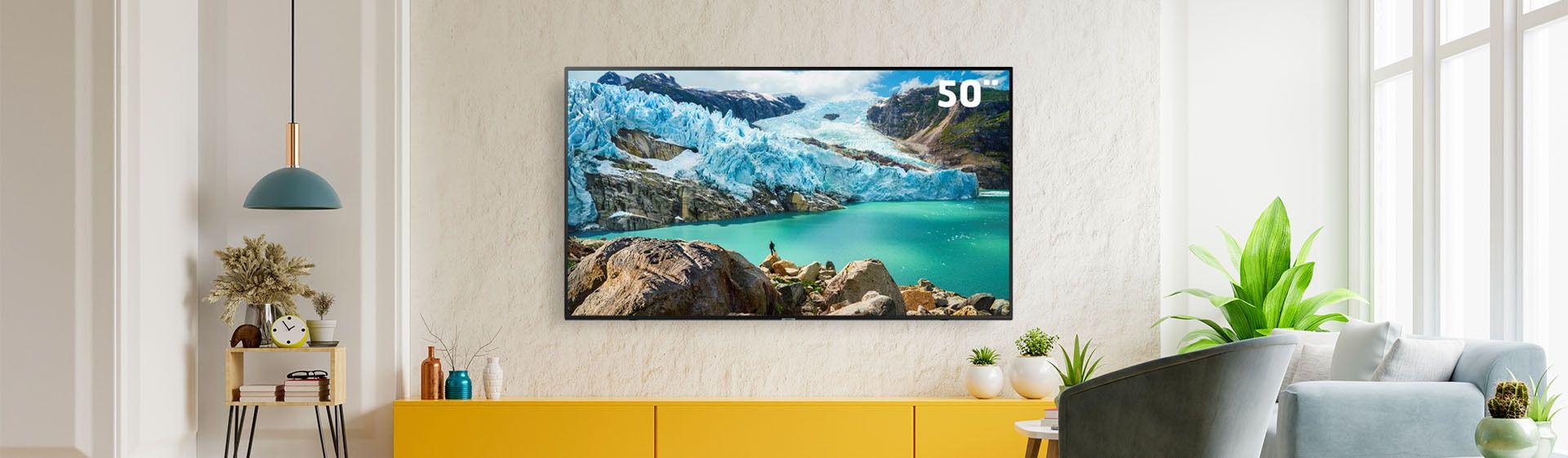 Smart TV LG UN7100: veja detalhes dessa TV 4K da LG com plataforma ThinQ AI