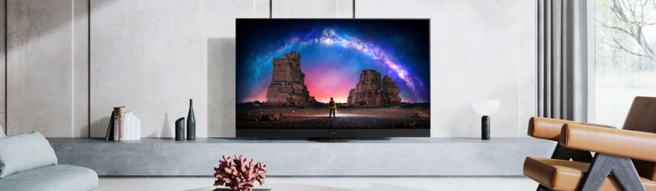 CES 2021: Panasonic apresenta nova TV OLED com recursos para games e filmes
