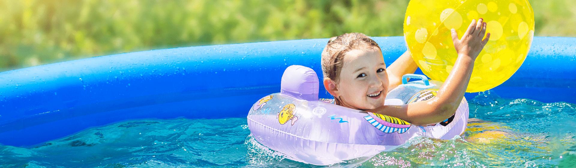 Qual tamanho de piscina escolher?