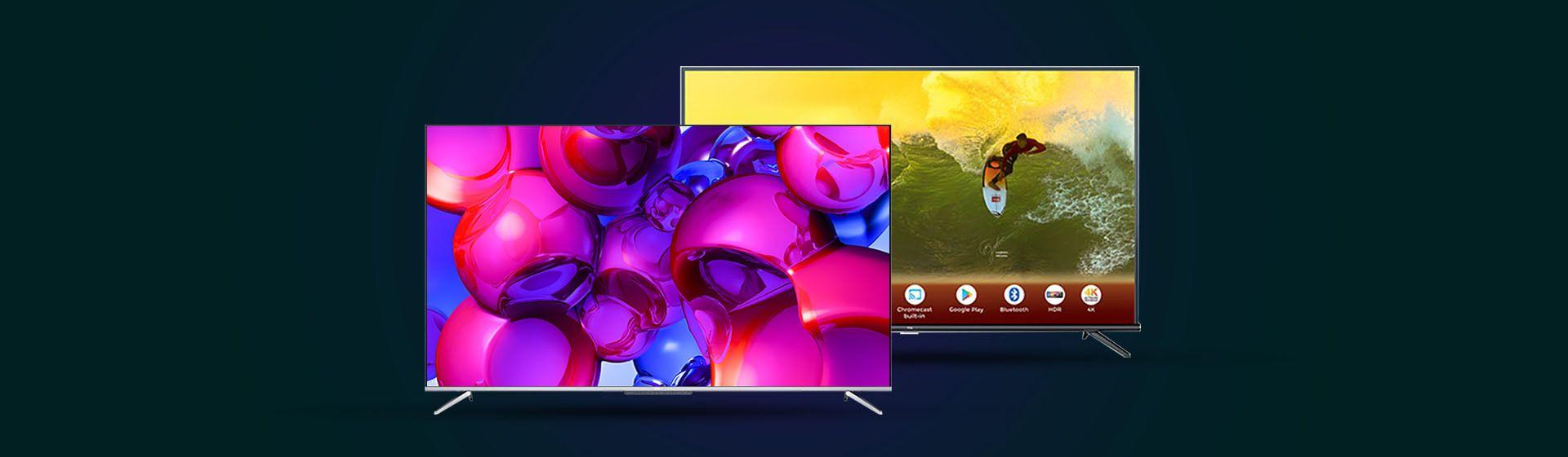 TCL P8M vs TCL P715: o que muda de uma geração para outra dessas Smart TVs?