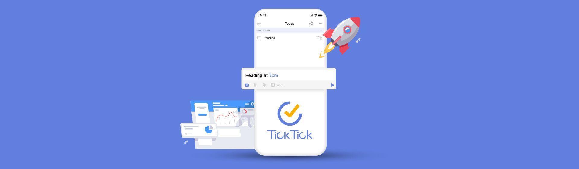 TickTick: aplicativo multiplataforma para gerenciar tarefas