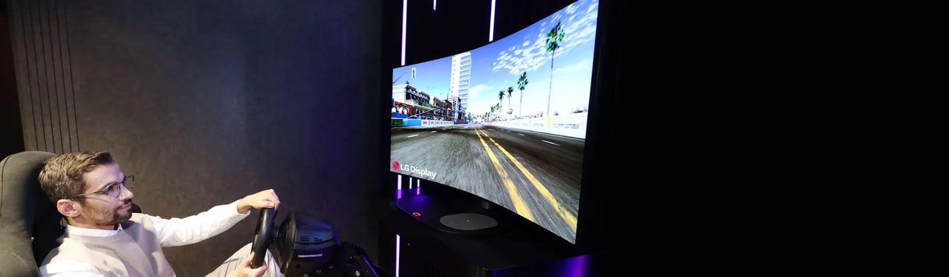TV OLED LG que intercala tela plana com tela curva: lançamento da marca vai ser apresentado na CES 2021