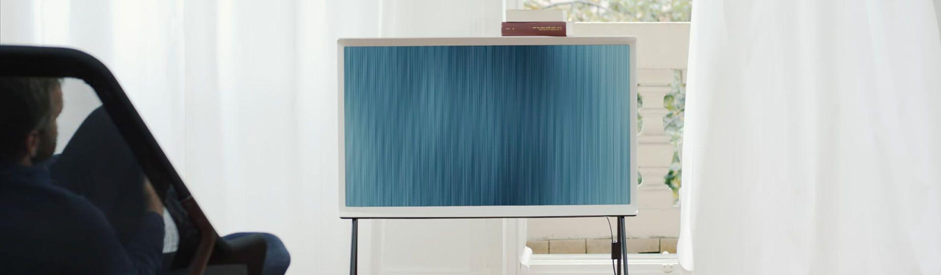 TV Samsung 'The Serif': conheça a TV com design diferenciado da marca
