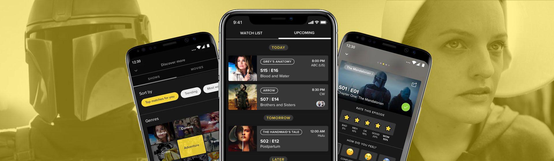 TV Time: conheça o app para os apaixonados por séries de TV