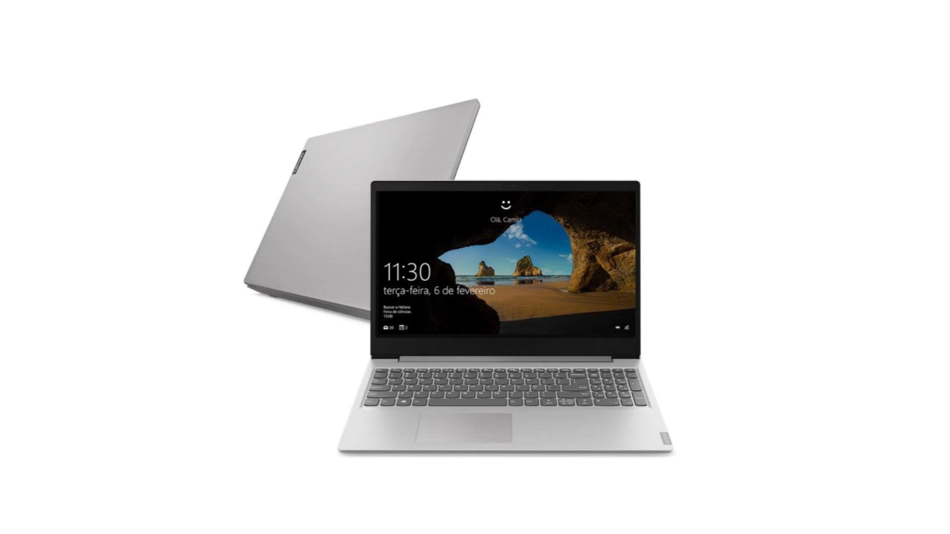 O Lenovo IdeaPad S145 é uma boa opção de notebook com Windows 10 (Foto: Divulgação/Lenovo)