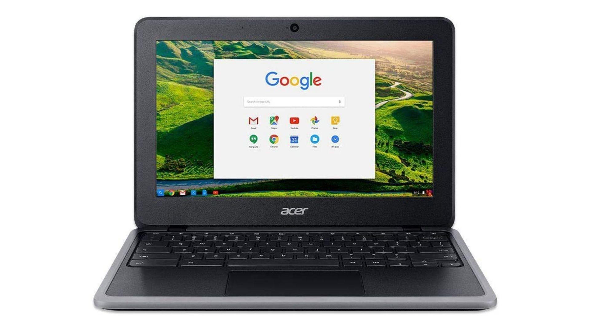 O Acer Chromebook é uma boa opção de notebook com Chrome OS barato (Foto: Divulgação/Acer)
