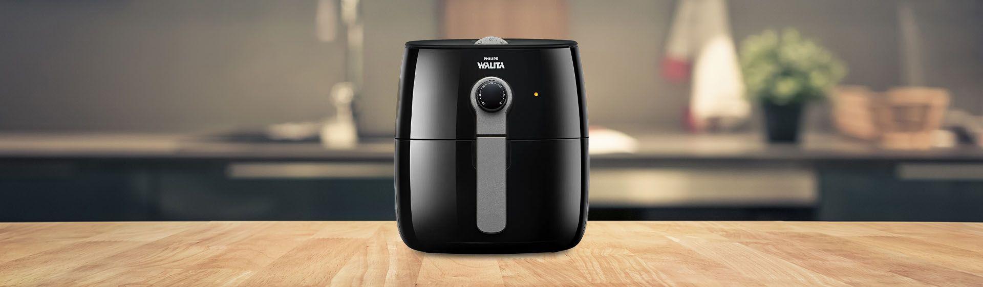 Airfryer Philips Walita Turbofryer vale a pena? Confira a análise de ficha técnica dessa fritadeira elétrica