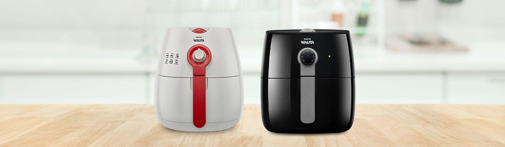 Airfryer Philips Walita Viva vs Turbofryer: confira o comparativo entre os dois modelos de fritadeira elétrica