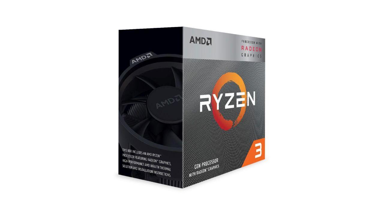 Ryzen 3 3200G tem bom custo-benefício (Foto: Divulgação/AMD)