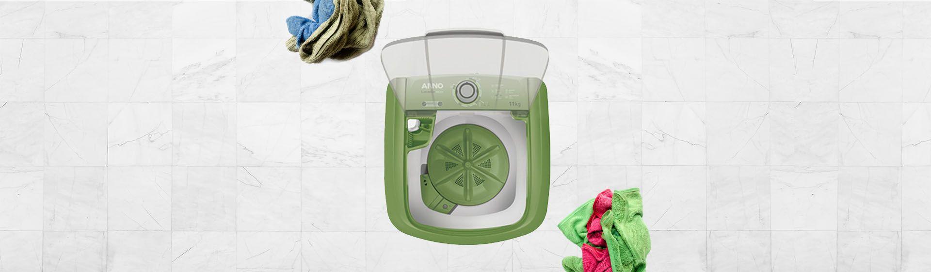 Lavadora Arno Lavete ML80 semiautomática é boa? Veja a análise e descubra se essa máquina de lavar vale a pena