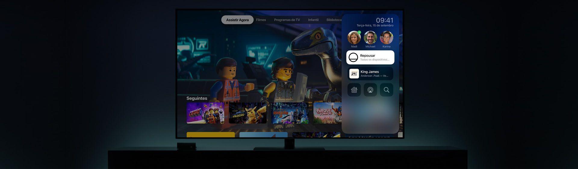 Como assistir Apple TV Plus na sua smart TV?