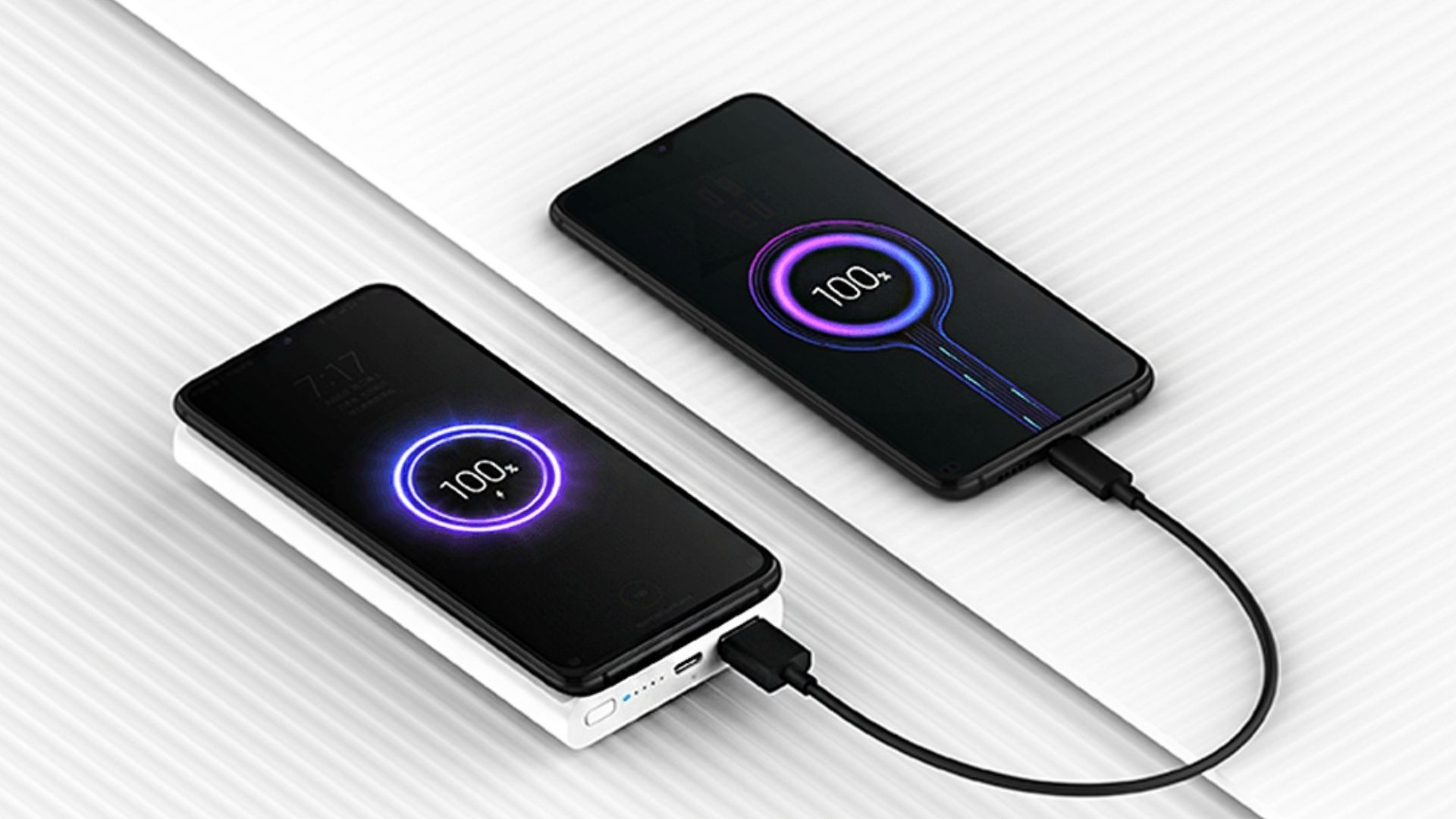 Bateria Externa de 10000mAh da Xiaomi (Foto: Xiaomi / Divulgação)