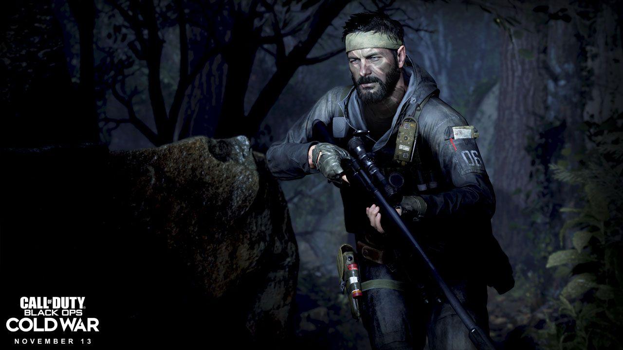 Prepare-se para entrar em missões secretas novamente como os Ghosts, dessa vez na Guerra Fria em Call of Duty: Black Ops Cold War (Reprodução: PlayStation)