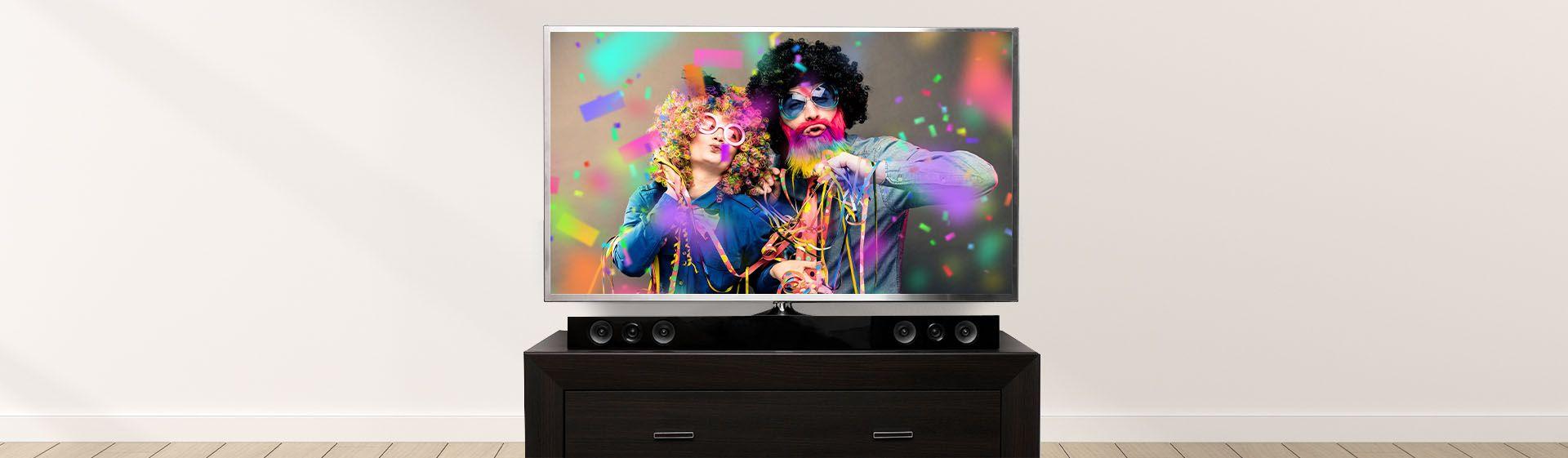 Carnaval em casa: caixas de som, soundbars, TVs e outros para curtir a folia
