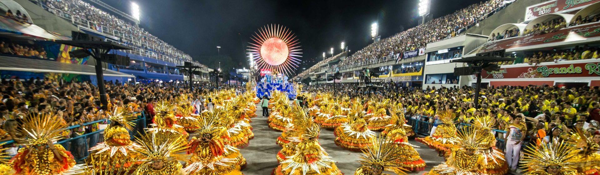 Carnaval e inovações tecnológicas: relembre grandes momentos