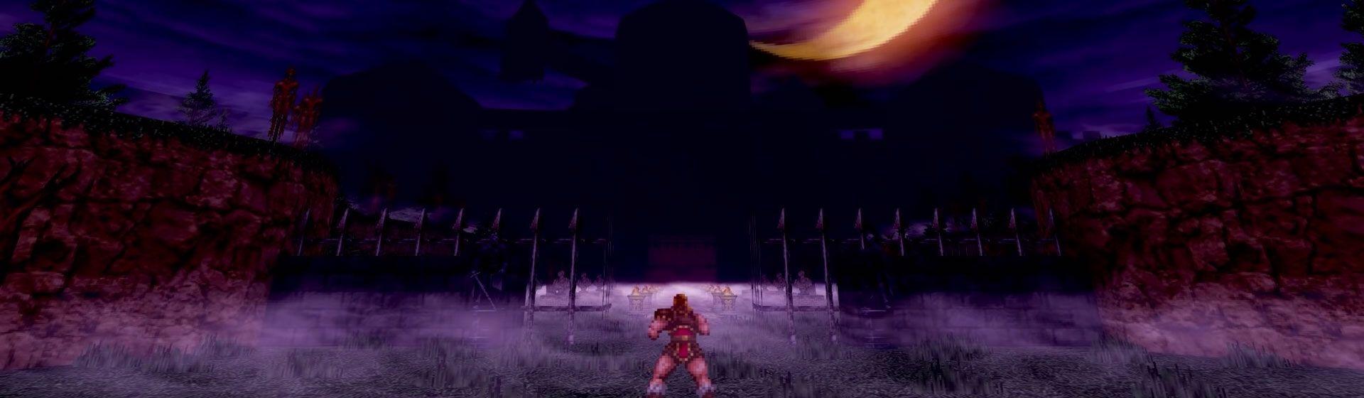 Castlevania ganha versão com jogabilidade de Doom