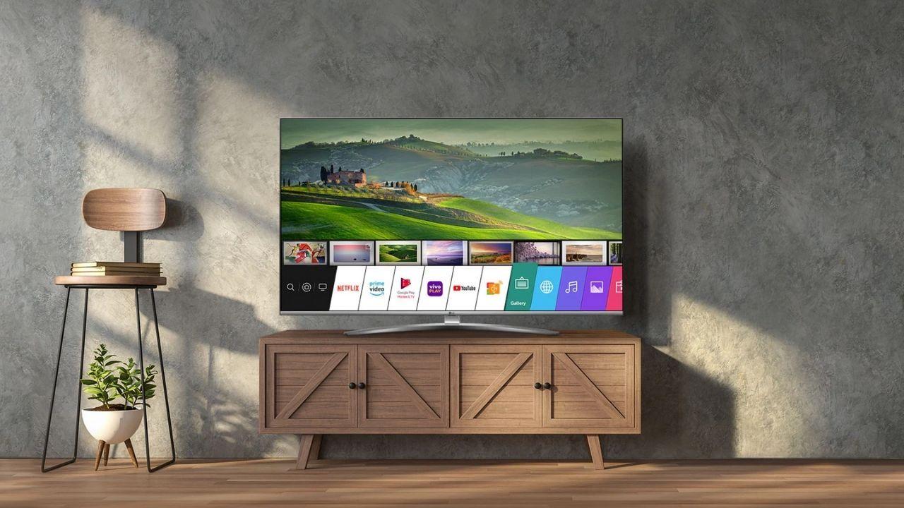 Confira como colocar internet na sua TV (Imagem: Divulgação/LG)