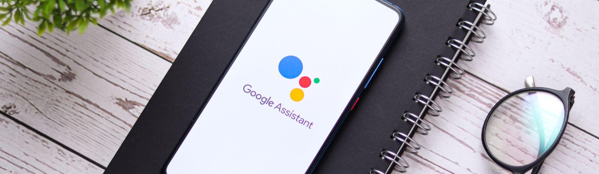 Como ativar o Google Assistente