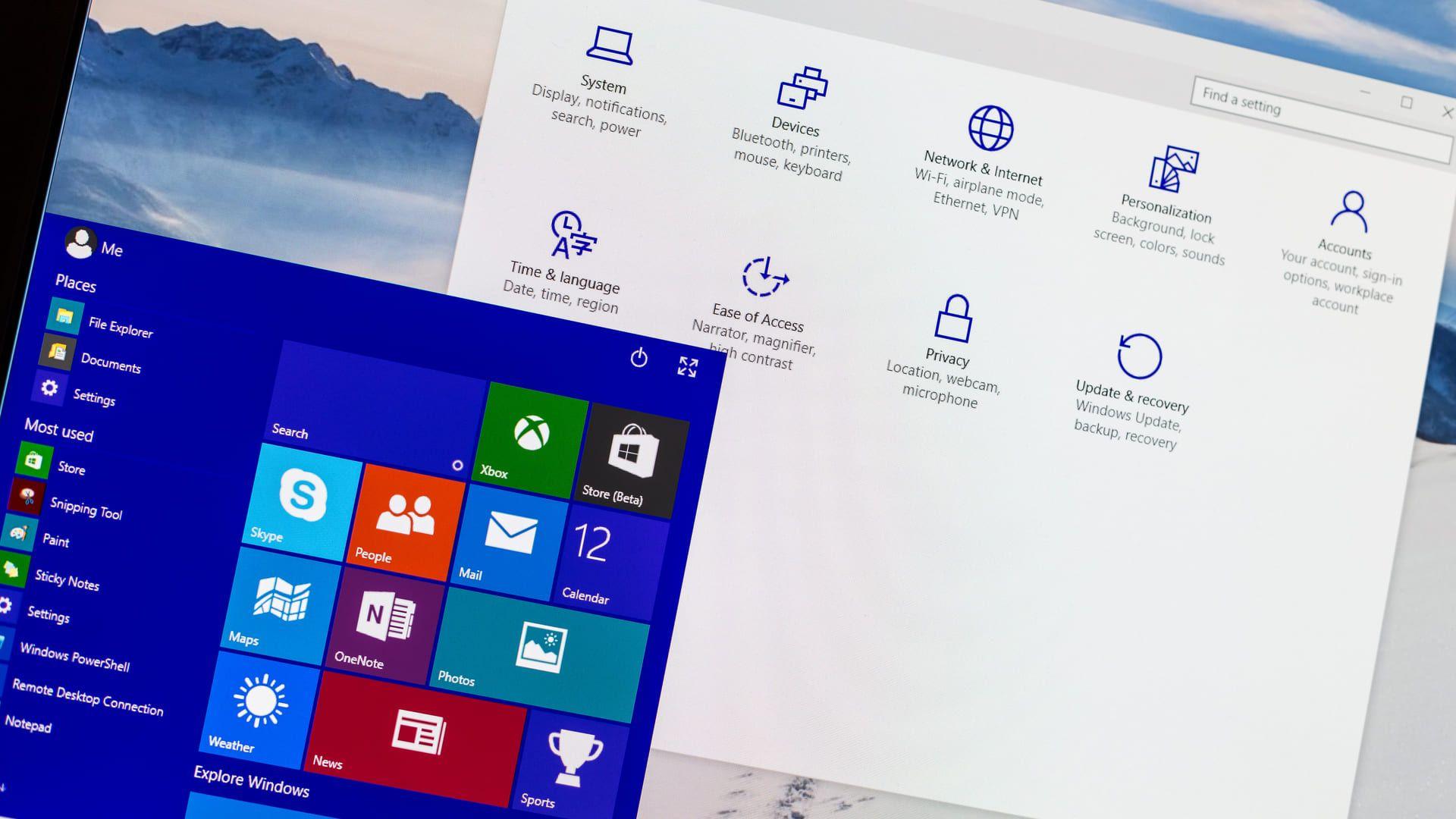 É muito simples mudar a resolução do PC (Foto: Reprodução/Shutterstock)