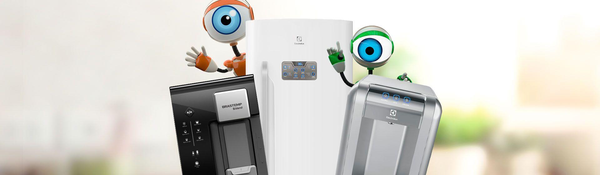 Cozinha do BBB 21: veja a seleção dos eletrodomésticos usados na casa mais vigiada do Brasil!