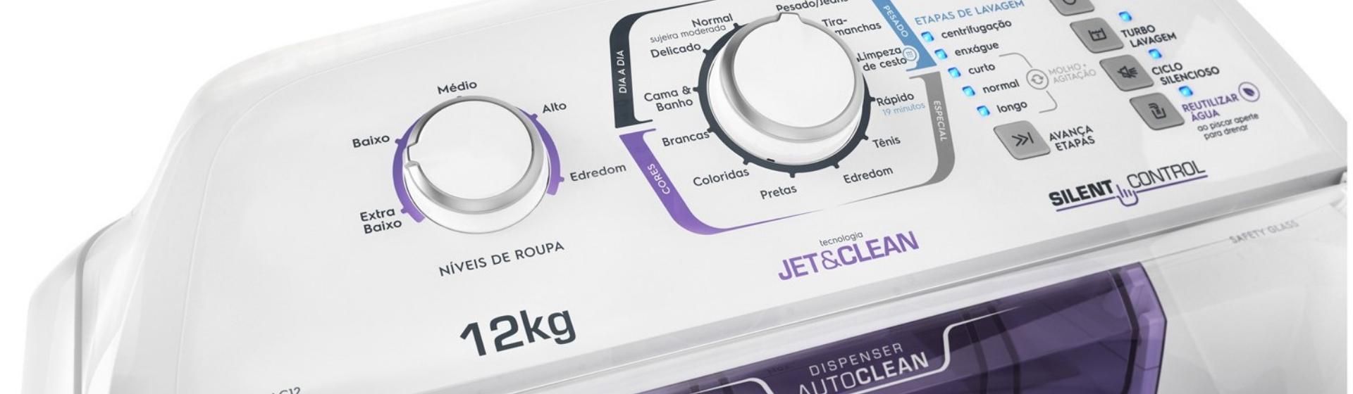 Electrolux LAC12: essa máquina de lavar roupa 12kg vale a pena? Confira a análise de ficha técnica