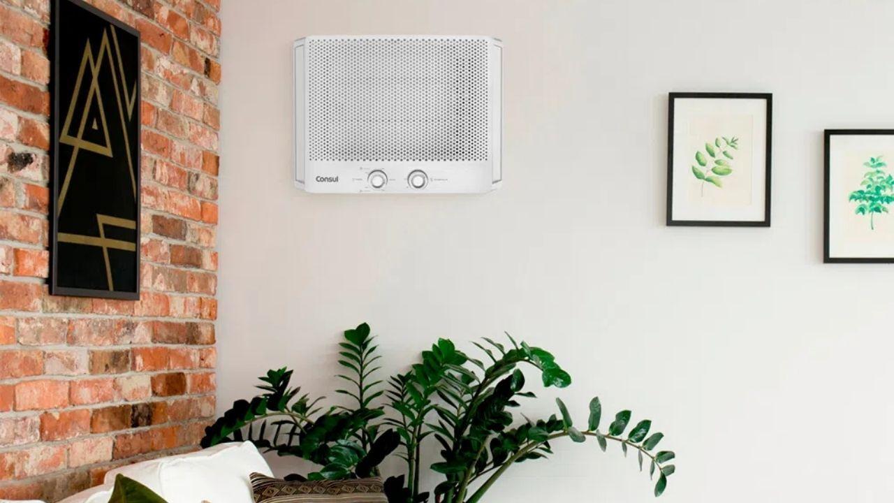 Confira o passo a passo para limpar o filtro do seu ar-condicionado (Foto: Divulgação/Consul)
