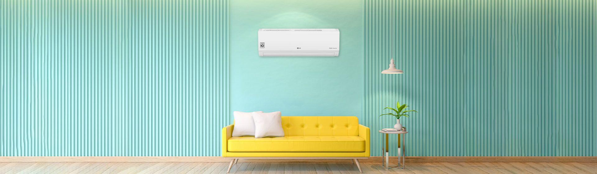3 funções do ar-condicionado que ajudam a economizar energia no verão