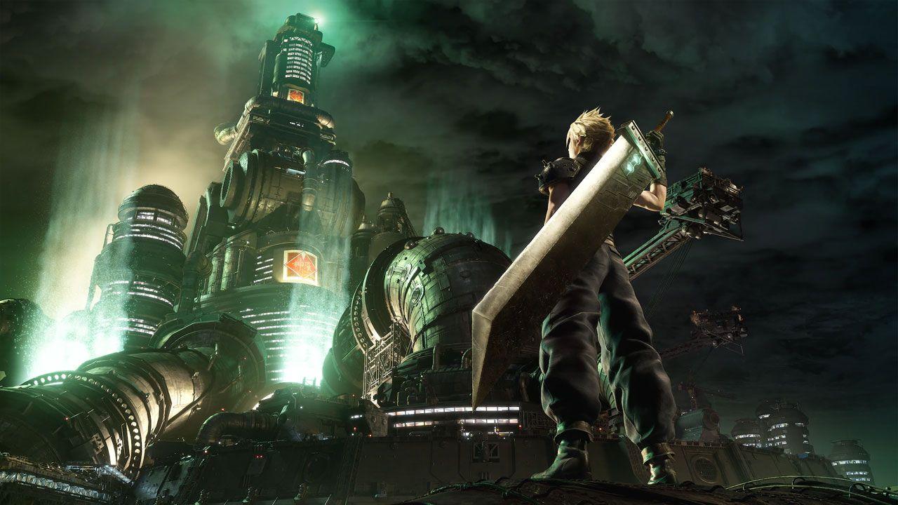 Um dos remakes mais esperados, Final Fantasy VII Remake se aprofunda na história e traz novo sistema de batalha (Reprodução: PlayStation)