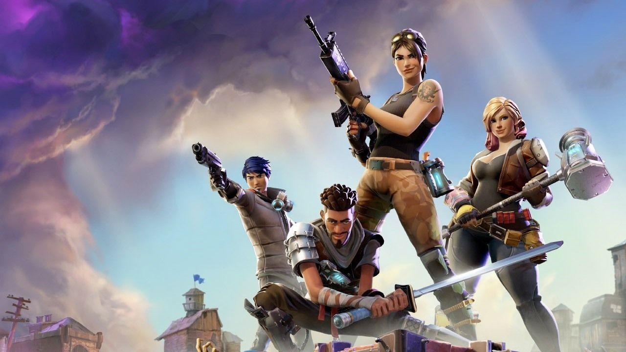 Fortnite também está disponível para download de graça nos consoles de videogame (Foto: Divulgação/Epic Games)