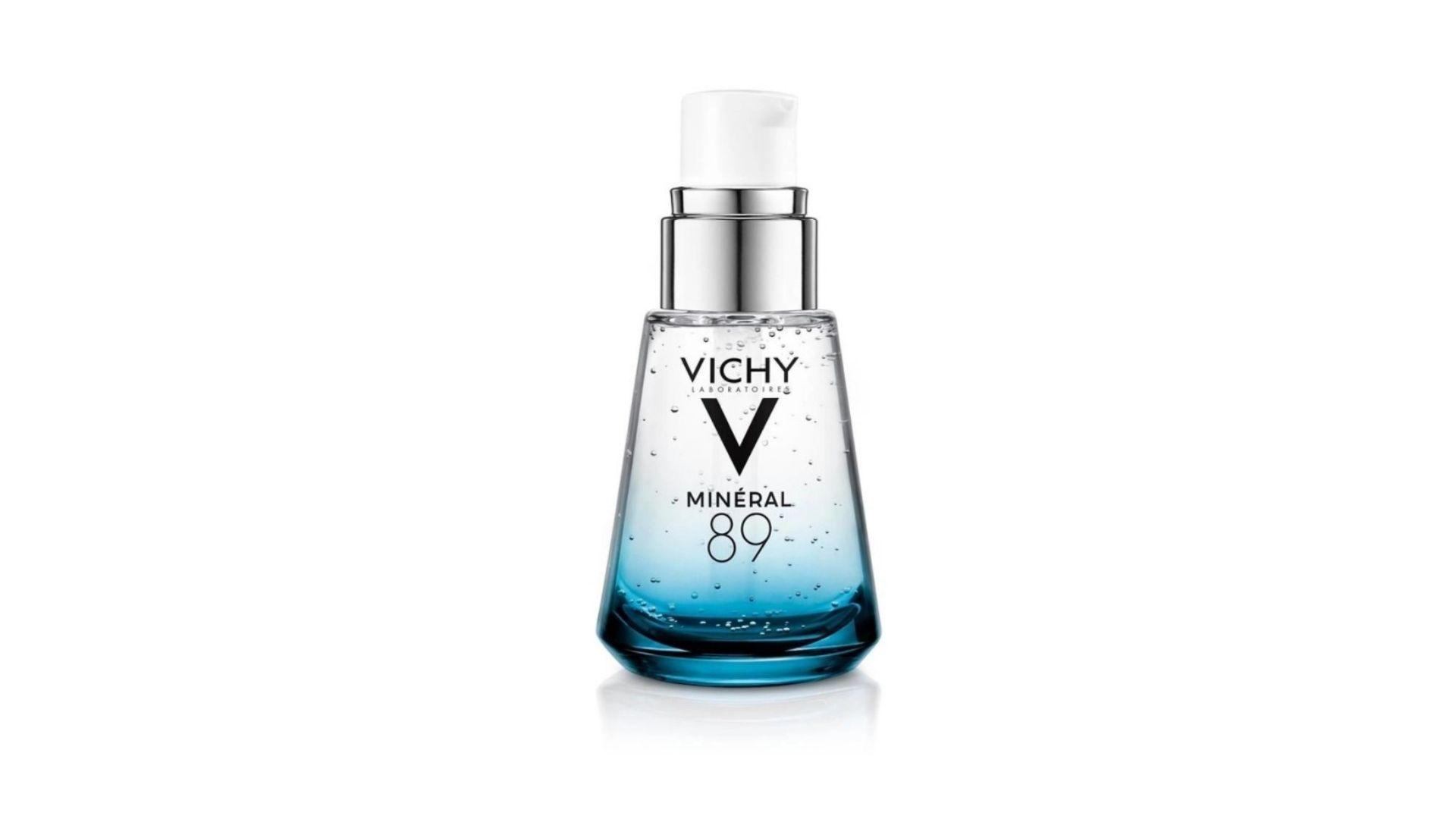 Para hidratar a pele oleosa e mista no calor, nenhum melhor que Minéral 89, de Vichy (Foto: Reprodução, Vichy)