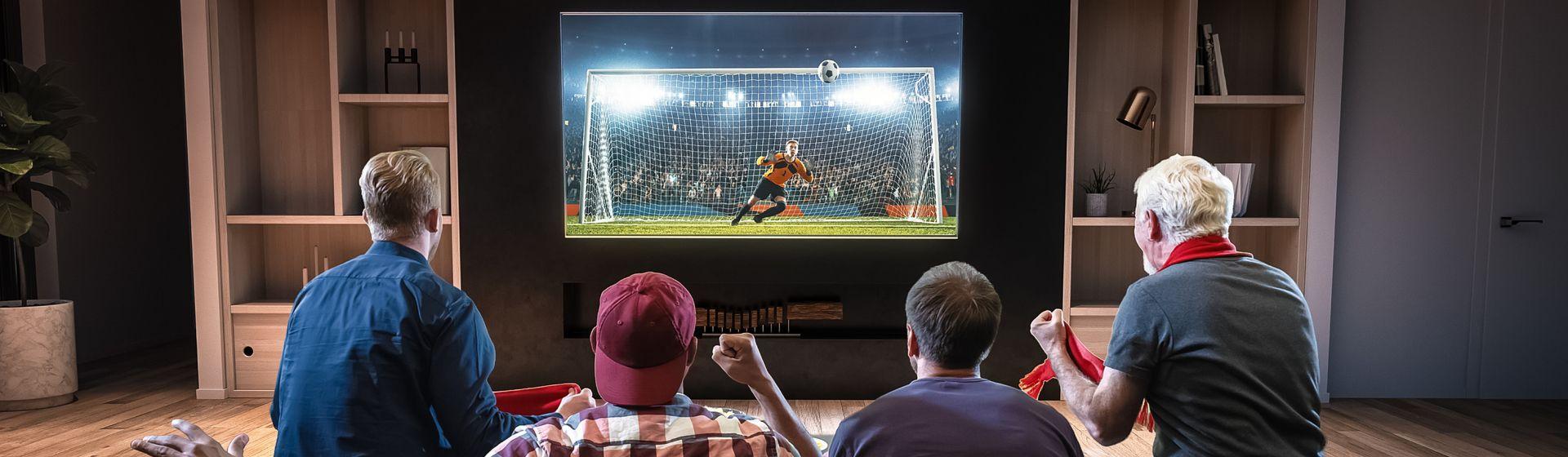 Futebol ao vivo na TV: confira 4 apps para assistir jogos