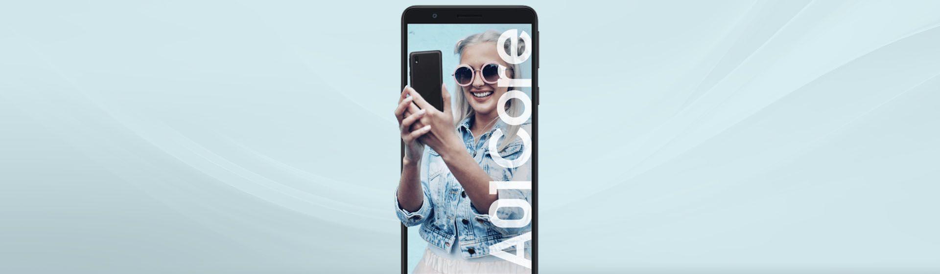 A01 Core: leia a análise de ficha técnica do  Samsung