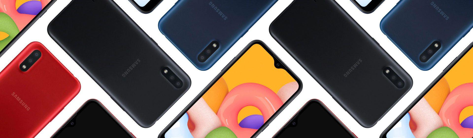 Samsung A01 é bom? Conheça a ficha técnica do celular