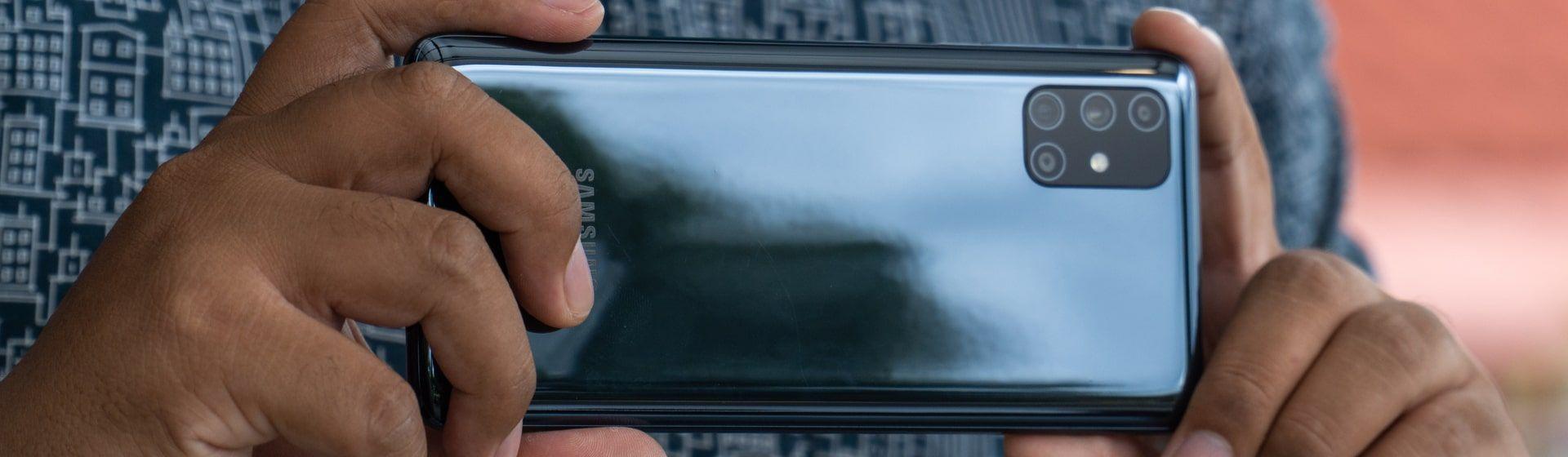 Celulares mais vendidos em janeiro de 2021: Galaxy M51 é destaque