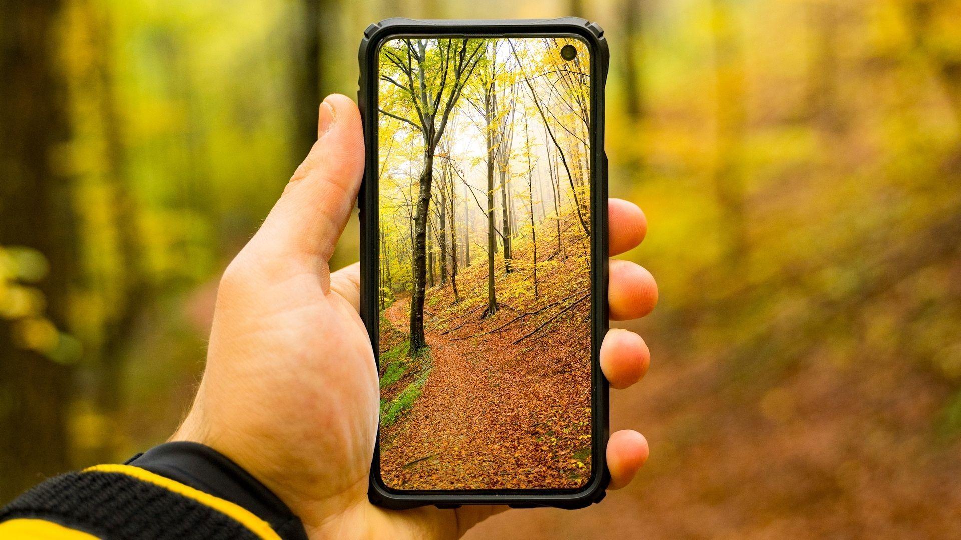 Samsung Galaxy S10e fotografia | Foto: Shutterstock