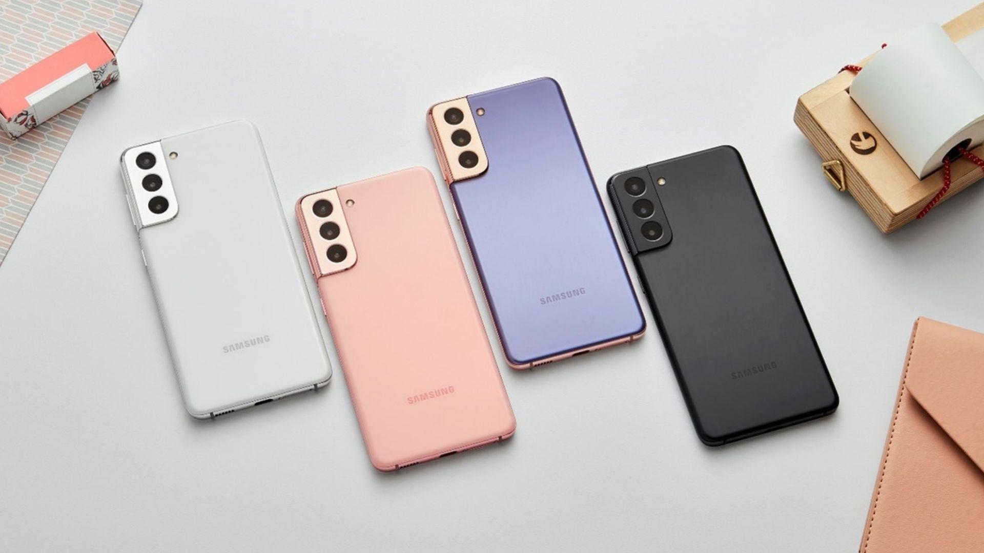 Preços do Galaxy S21 começam em R$ 5.999 (Foto: Divulgação/Samsung)