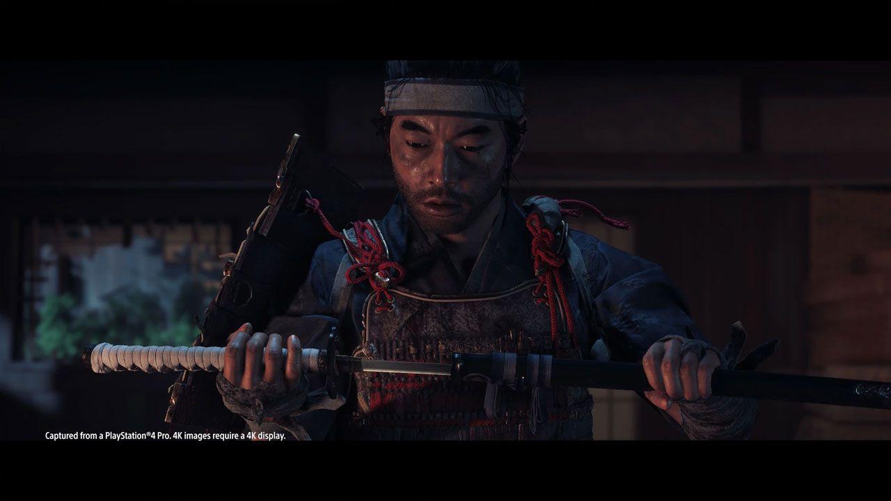 O dilema de Jin Sakai em Ghost of Tsushima marcou o último grande exclusivo do PlayStation 4 (Reprodução: PlayStation)