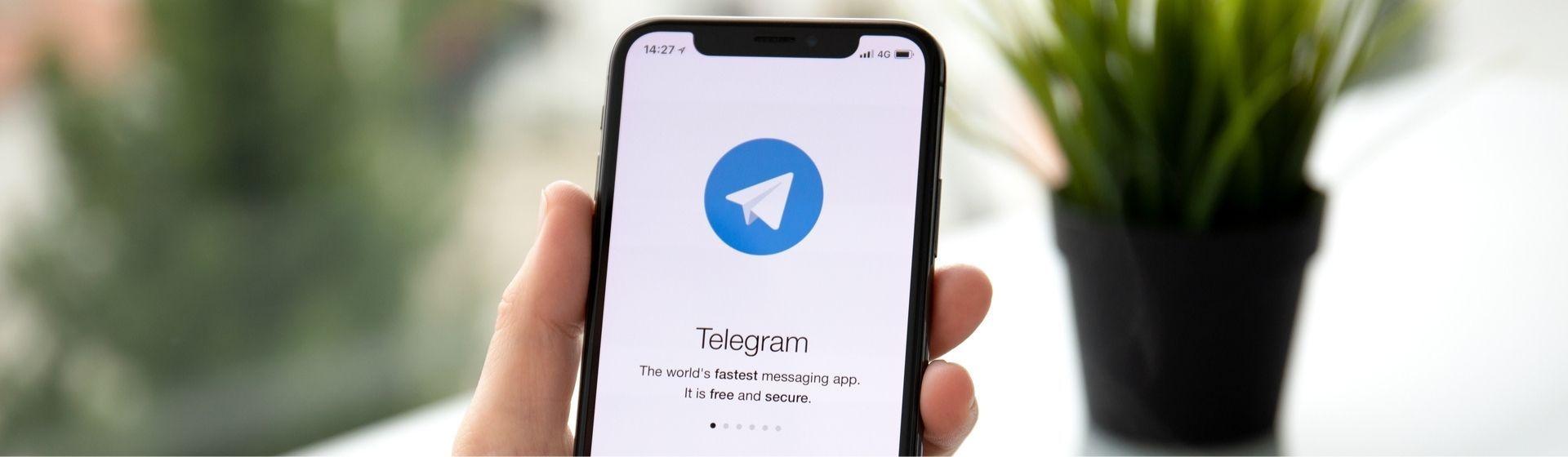 Grupos Telegram: o que são e como achar?