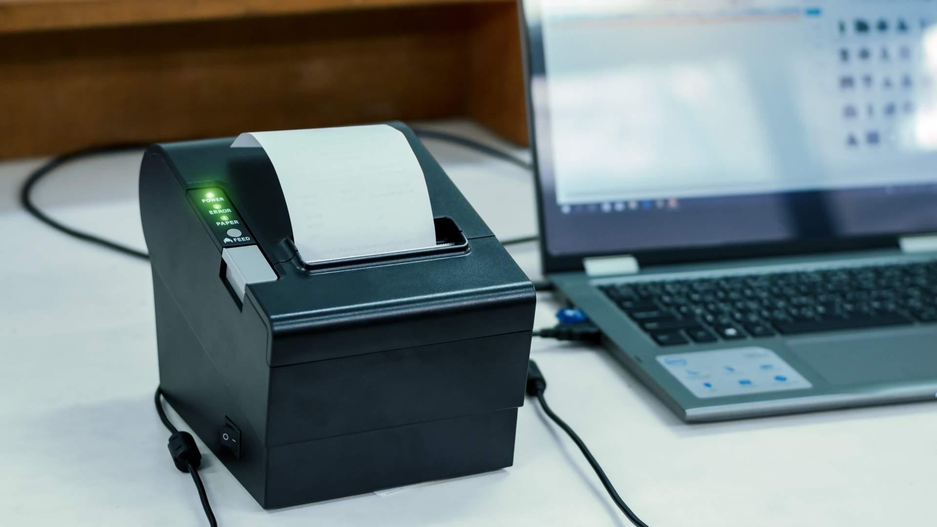 A impressora térmica pode ser uma grande aliada do seu negócio (Sunshine Studio/Shutterstock)
