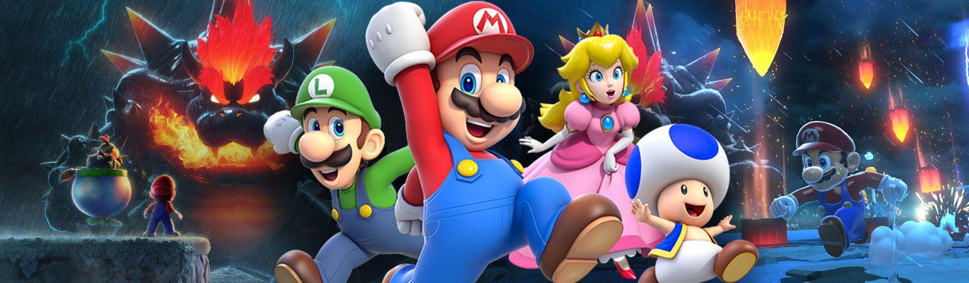 Lançamento de jogos em fevereiro de 2021: Super Mario, Persona e mais