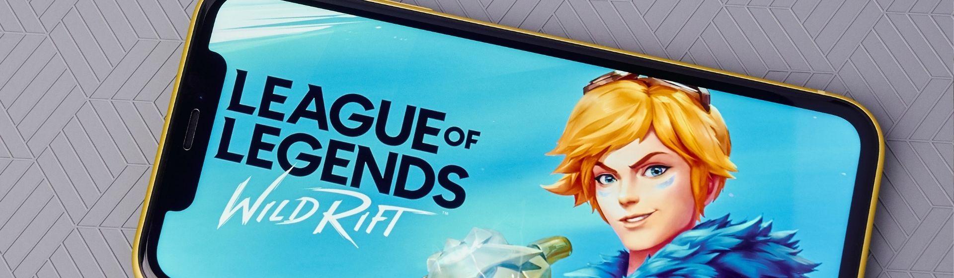 """LoL para celular: como baixar e instalar """"League of Legends: Wild Rift"""""""