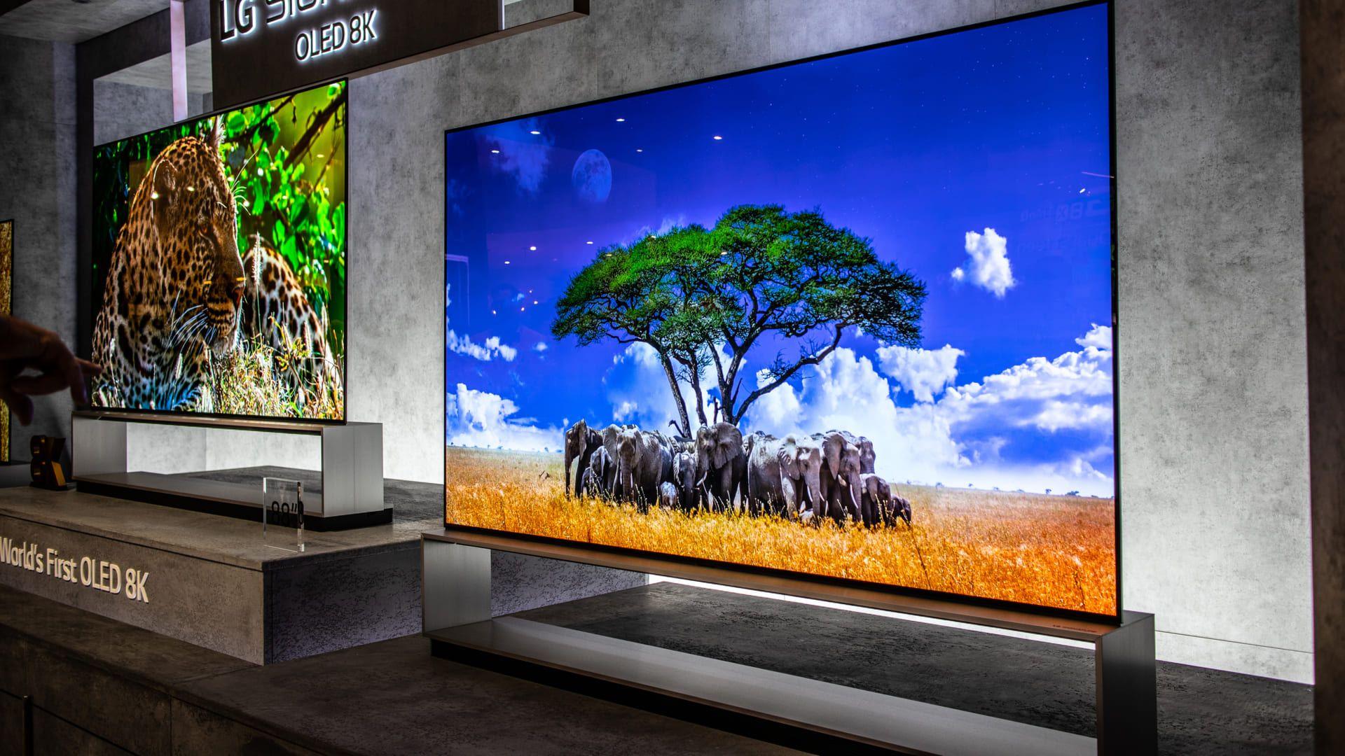 A 8K traz a emoção do cinema para sua sala (Foto: Reprodução/Shutterstock)