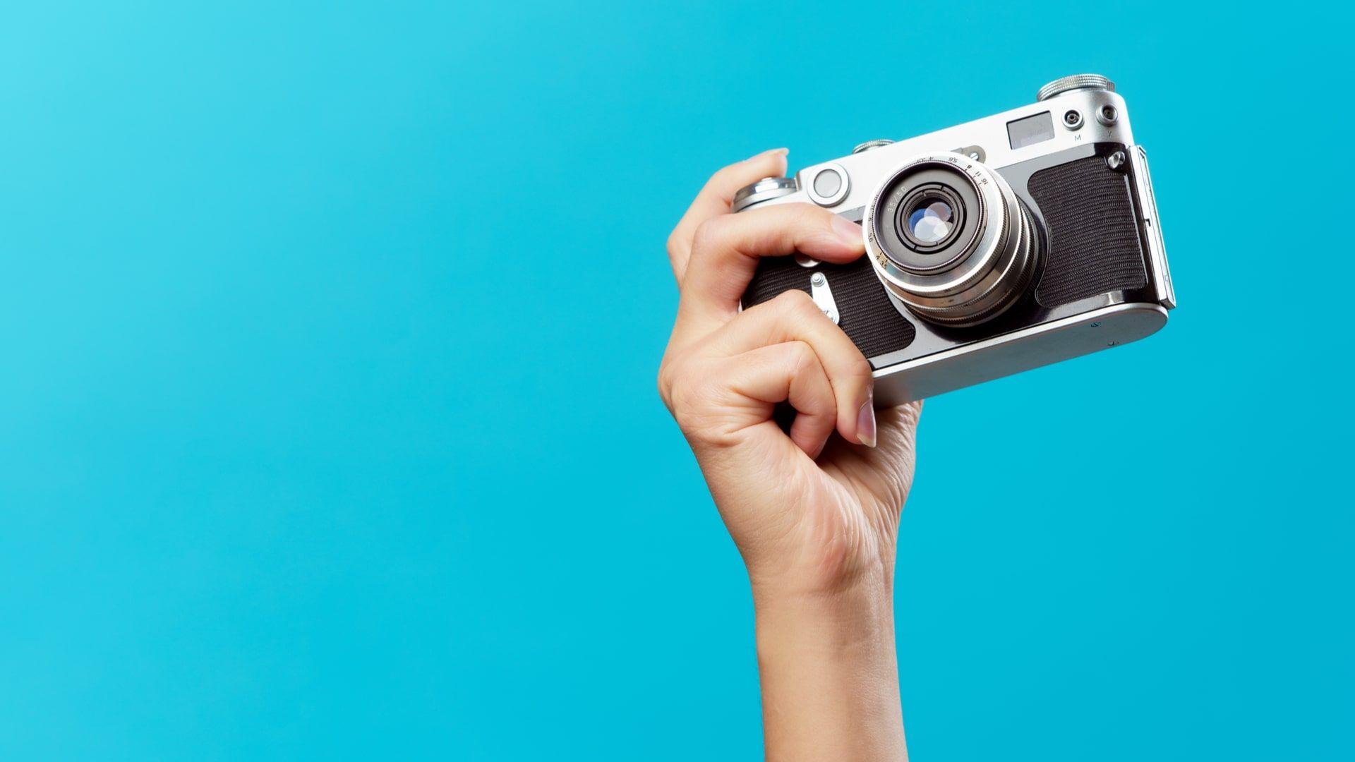 Canon, Sony e Nikon estão entre as marcas com as melhores câmeras (Foto: Shutterstock)