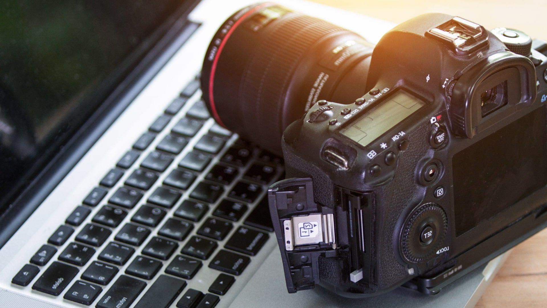 Canon é a marca com mais opções de câmera profissional para comprar no Brasil